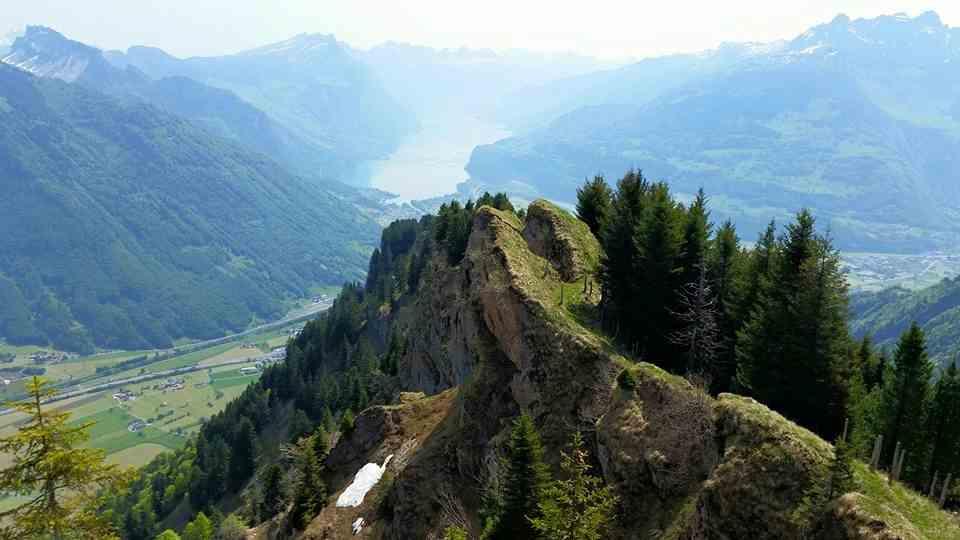 A hike in Hirzli
