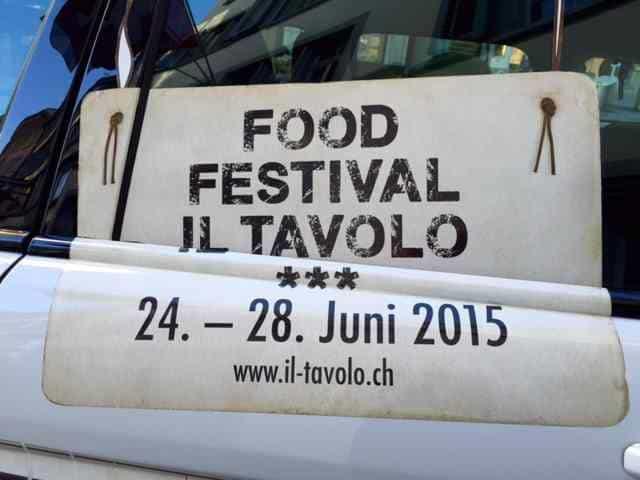 Il Tavolo Food Festival Zurich