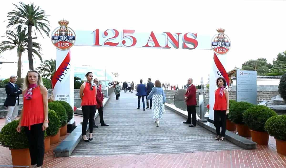 125 Years of The Automobile Club of Monaco