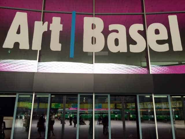 Art basel 2015: Art, Style and Champagne