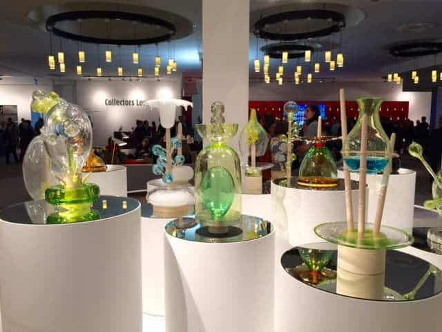 Art Basel 2015 Ruinart Champagne Collectors Gallery
