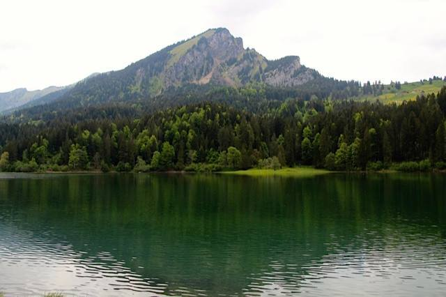 Lake Obersee.