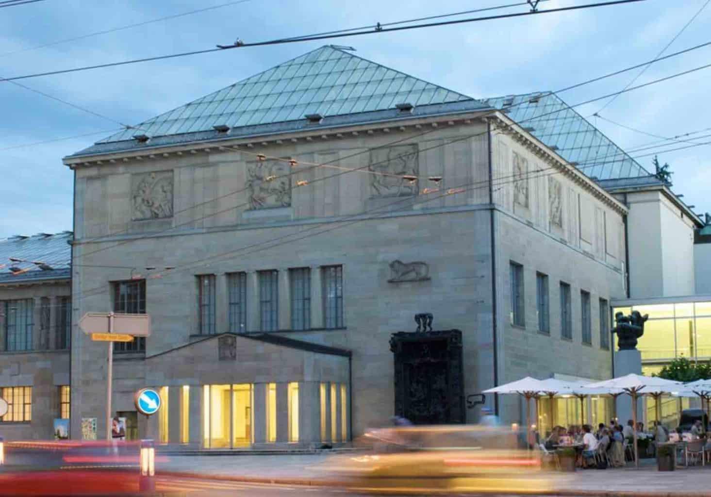 Kunsthaus zurich art museum