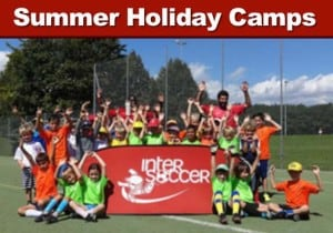 Intersoccer Holiday Camps