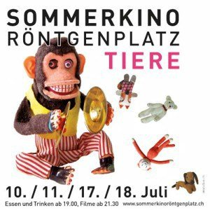 Sommerkino Zurich