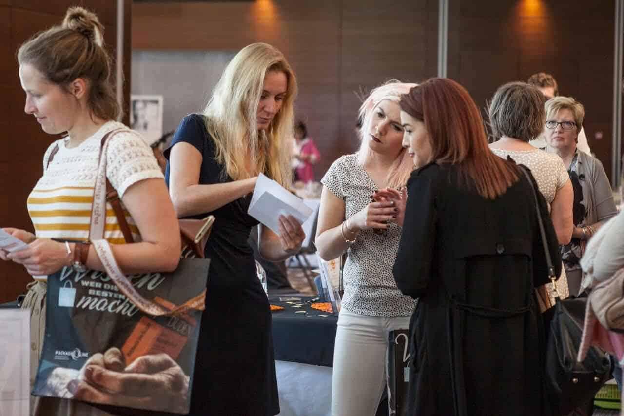 International Women's Day - Women's Expo At Park Hyatt Zurich