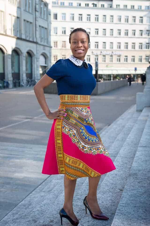 Lisa Chuma Women's Expo Switzerland