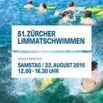51st Limmat Swim Postponed till 22nd August 2015