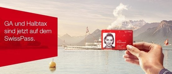 Swiss Pass – The New Red Travel Card for Switzerland