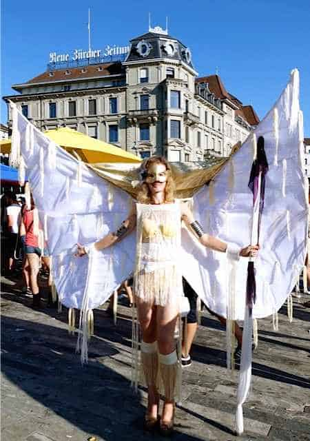 Photos of Street Parade Zurich 2015