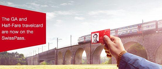 Swiss Pass - The New Red Tavel card for Switzerland