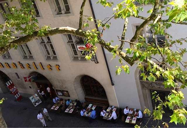 Zeughauskeller Zurich