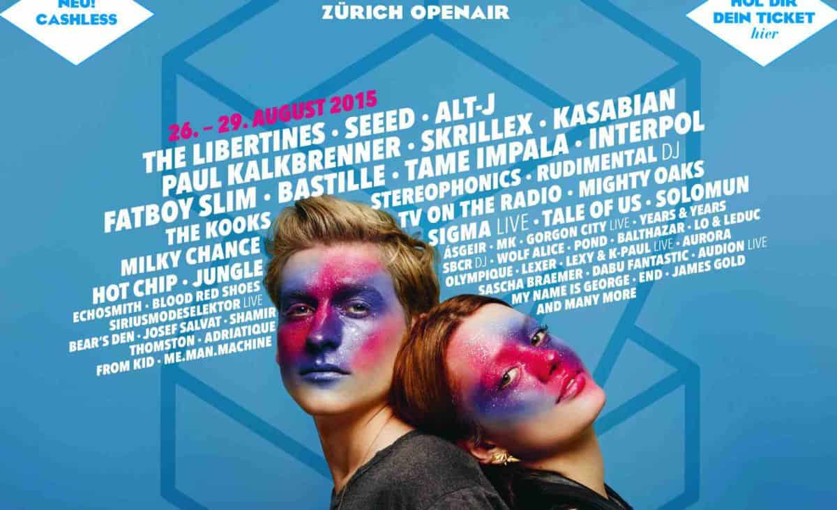 What's On in Zurich End of August Early September 2015