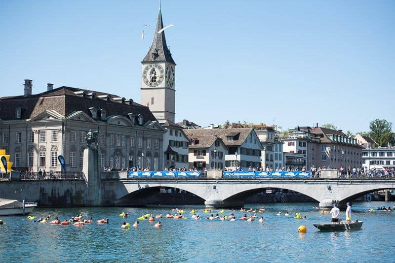 Photos of the Limmat Swim 2015