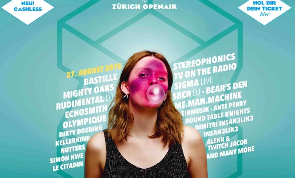 Zurich Openair 2015