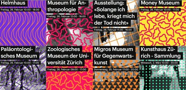 Zurich Free Museums
