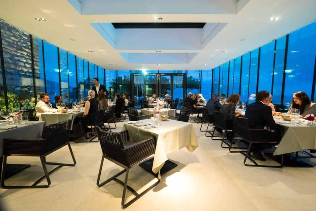 Restaurant Prisma Park Hotel Vitznau