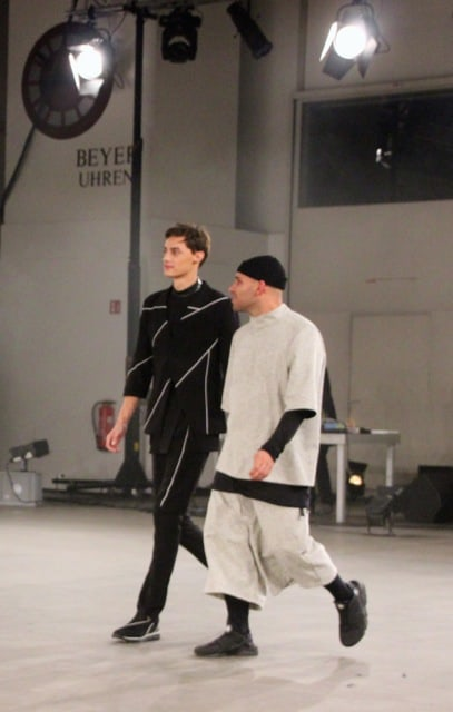 Sandro Marzo mode suisse