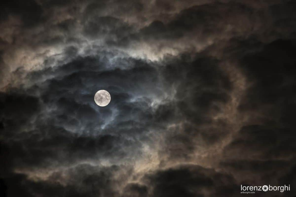 Total Eclips of the Moon