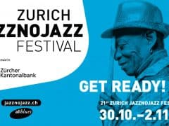 All Jazzed Up in Zurich – JazzNoJazz