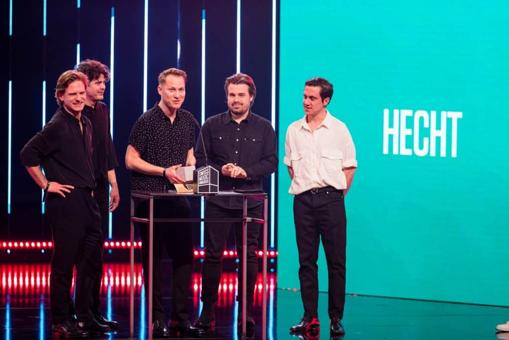 Hecht Swiss music Awards 2020