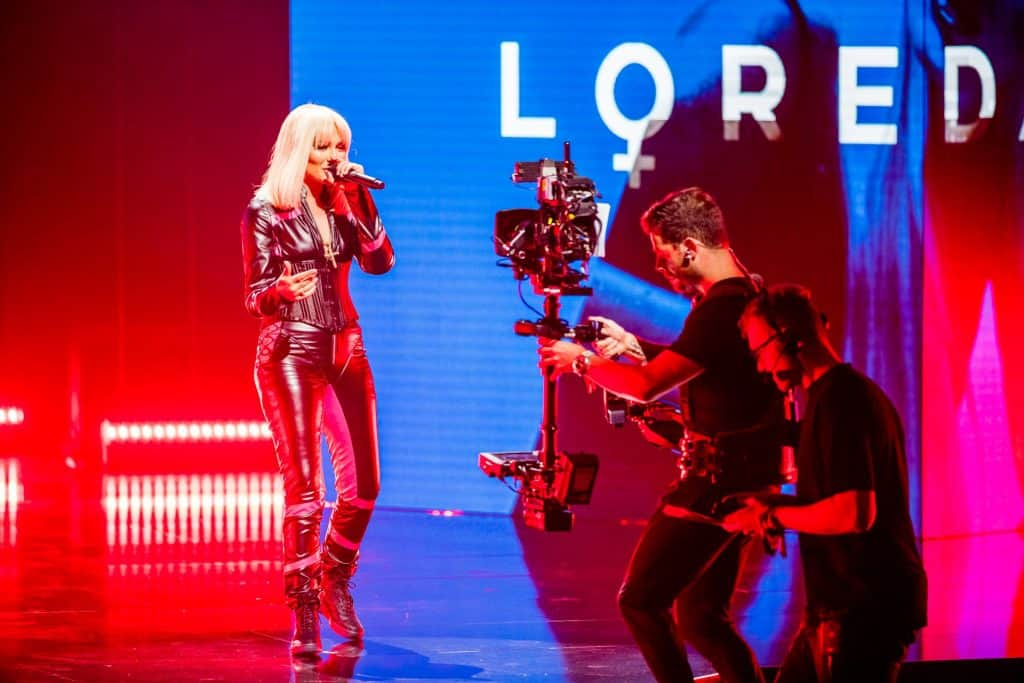 Loredana Swiss Music Awards 2020