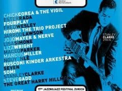 All Jazzed Up in Zurich – JazzNoJazz 2015