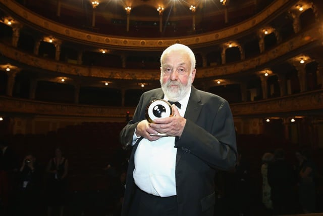 Mike Leigh at Zurich Film Festival