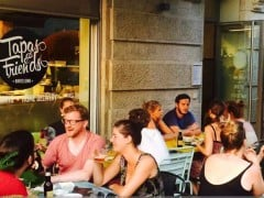 New In Zurich: Tapas & Friends