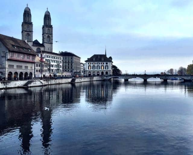 What's on in zurich end of october early november 2015