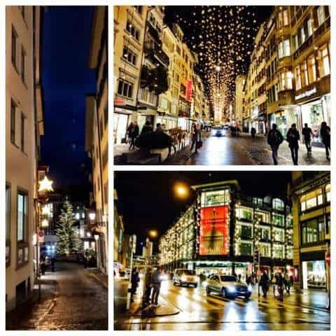 What's On in Zurich End of November Early December 2015