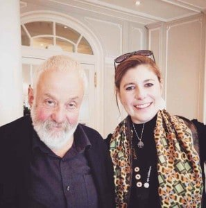 A Conversation with British Film Director Legend Mike Leigh