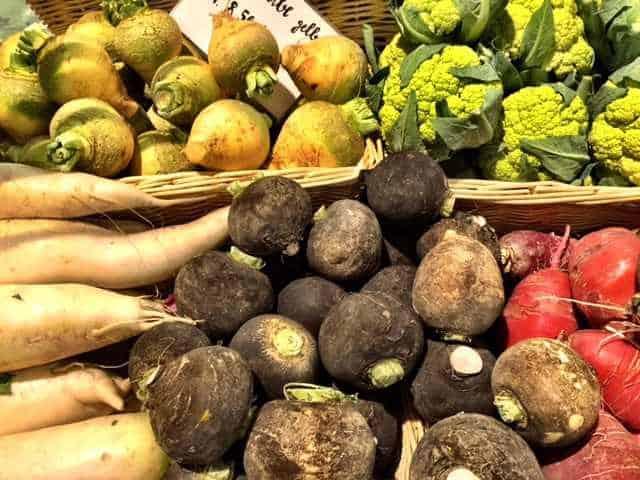Slow food market zurich