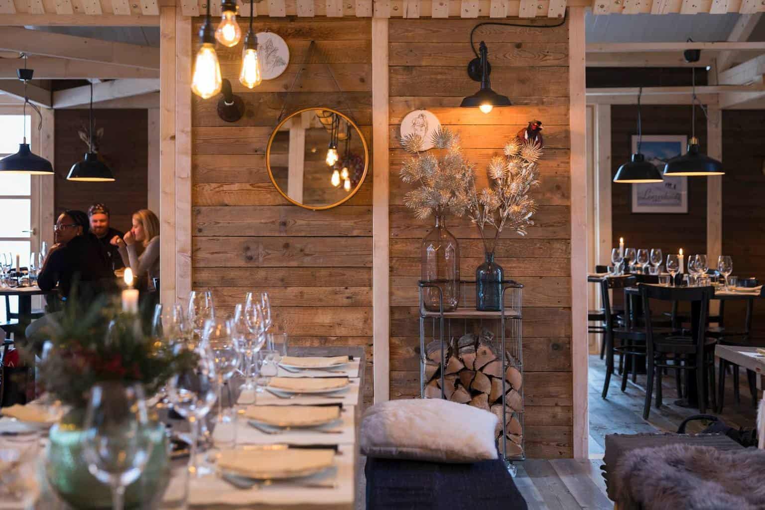 Fräulein Holle Fondue Restaurant Sihlcity Zurich