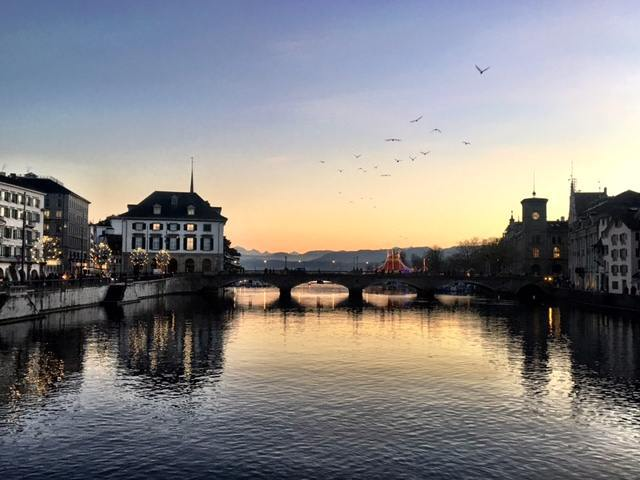 What's On In Zurich Mid to End of December 2015