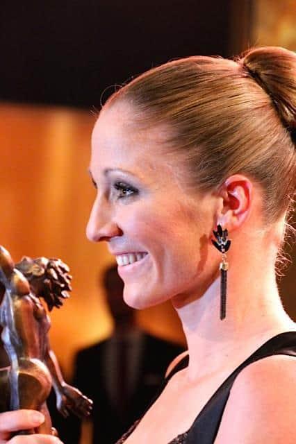 daniela ryf at credit suisse sports awards
