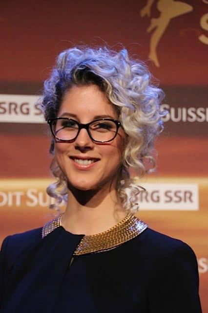 jolanda neff at swiss sports awards