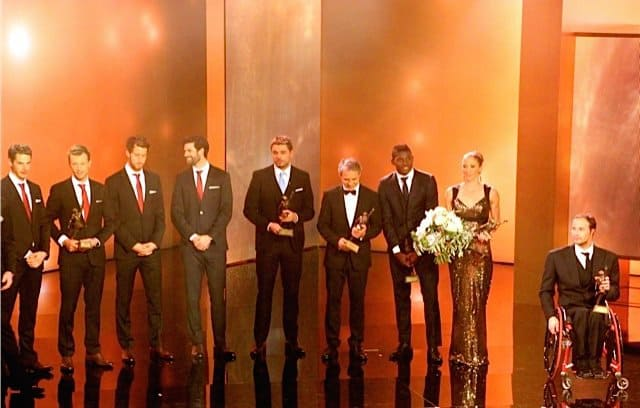 credit suisse swiss sports awards 2015