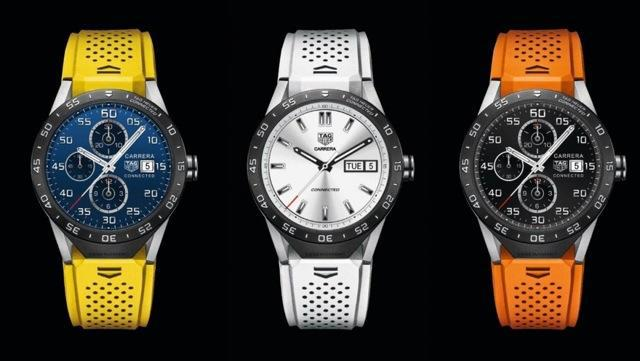 Tag Heuer's Connected Smart Watch