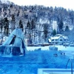 Spa Day at Tamina Thermal Baths Bad Ragaz