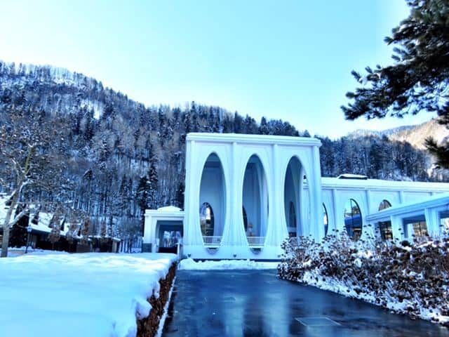 Spa Day at Tamina Thermal Baths Bad Ragaz