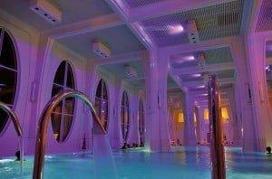 Thermal spa at Bad Ragaz
