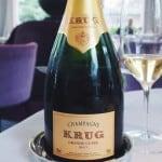 Tasting Krug Champagne in Zurich