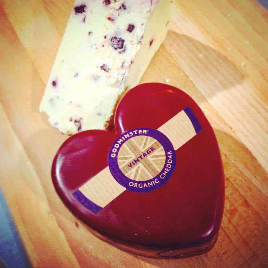 British Cheese Centre Zurich Cheese Hearts