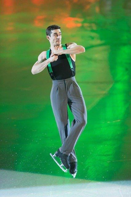 Javier Fernandez at Art On Ice 2016 Zurich