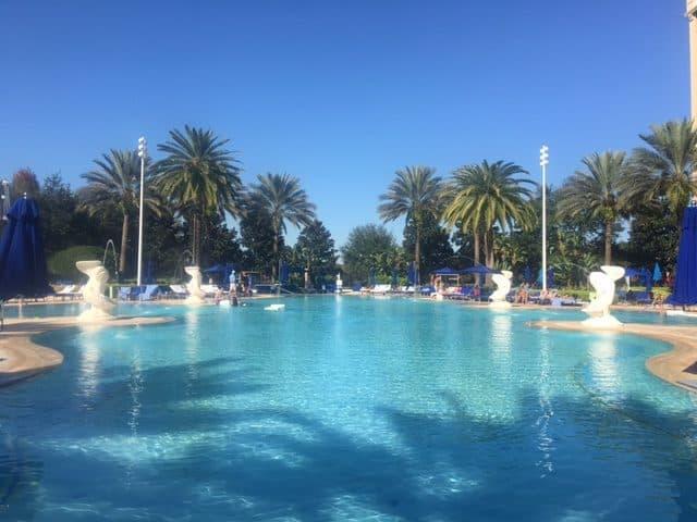 Luxury in Orlando - Ritz Carlton Grande Lakes