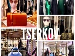 New Fashion Concept Store in Zurich #TSERKOVZURICH