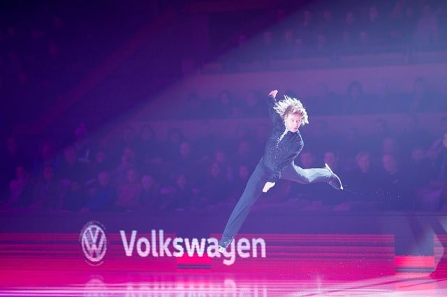 Evgeni Plushenko at Art On Ice Davos 2016