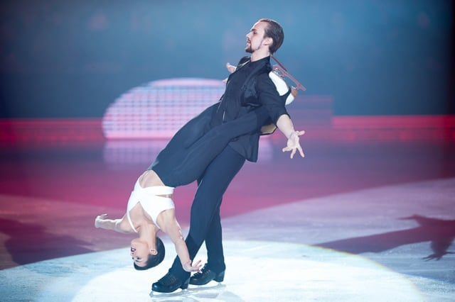 Ksenia Stolbova & Fedor Klimov Art On Ice 2016