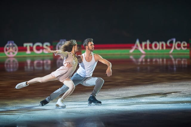 Gabriella Papadakis & Guillaume Cizeron at Art On Ice 2016